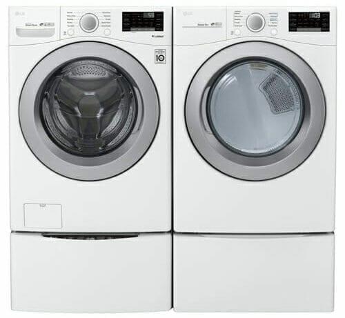 LG Smart Laundry Pair