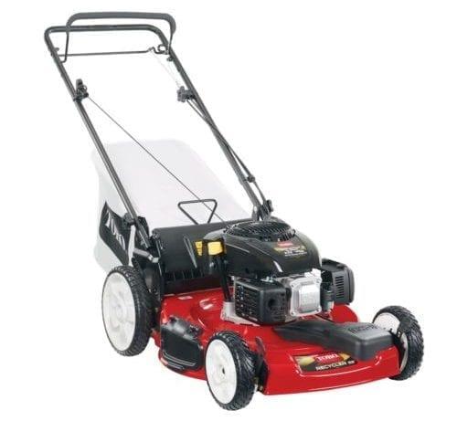 Toro 22 in. Kohler High Wheel Variable Speed Gas Walk Behind Self Propelled Lawn Mower