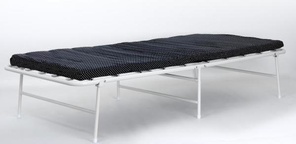 iBed Cot Hideaway Guest Bed